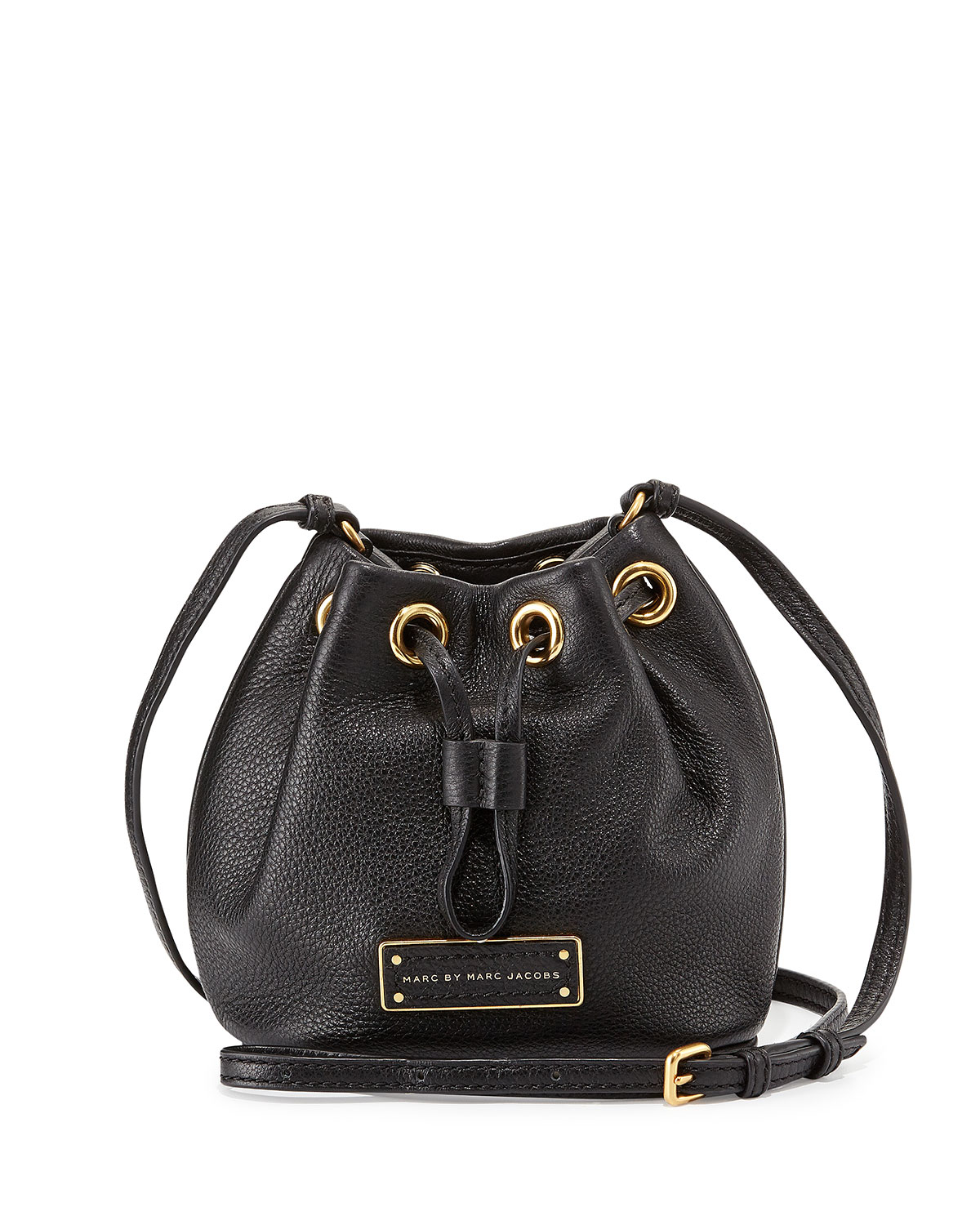 9d6567f44 MARC by Marc Jacobs Too Hot to Handle Mini Drawstring Crossbody Bag, Black