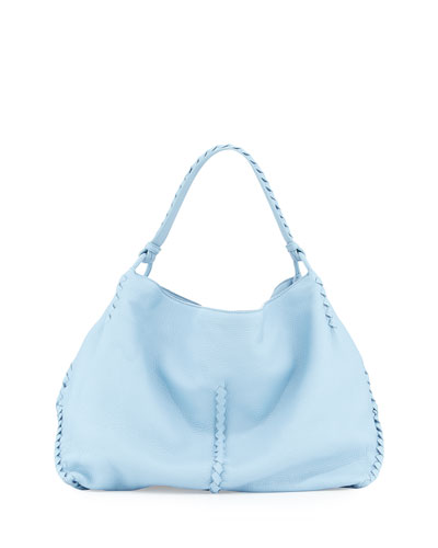 Cervo Shoulder Bag, Ciel Baby Blue