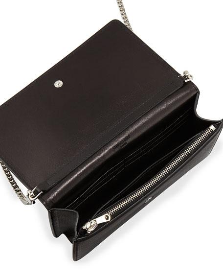 Flap Wallet-on-Chain, Black