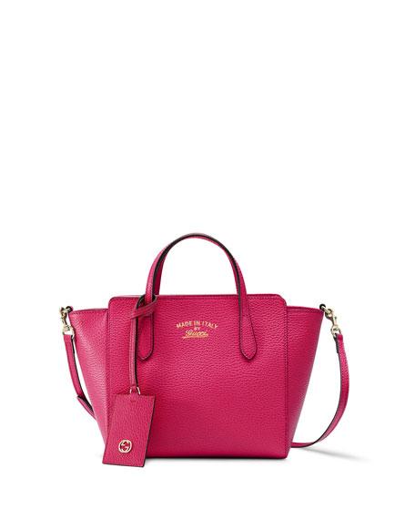 Swing Mini Crossbody Bag, Blossom Pink