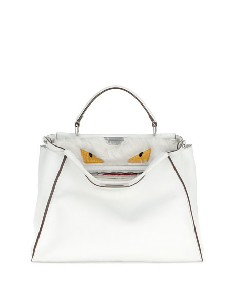 Fendi Bag White