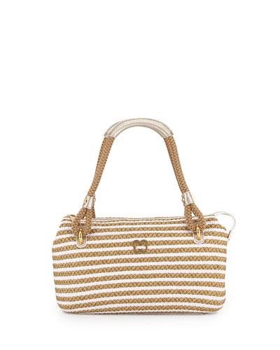 Eric Javits Dame Squishee Satchel Bag