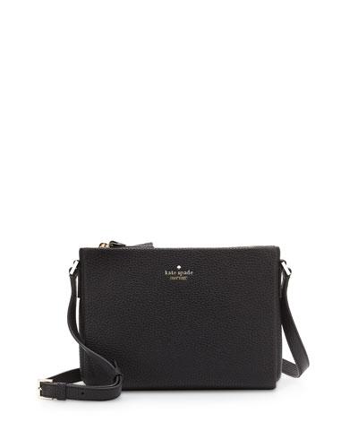 holden street lilibeth crossbody bag, black