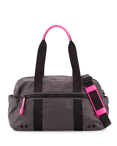 Yoga Carry All Duffel Bag, Gray/Multi