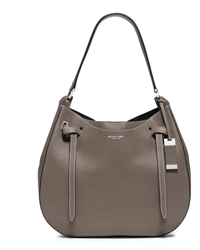 Rogers Large Shoulder Bag, Elephant