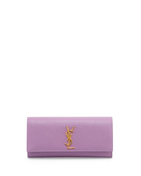 Cassandre Grain de Poudre Clutch Bag, Lilac