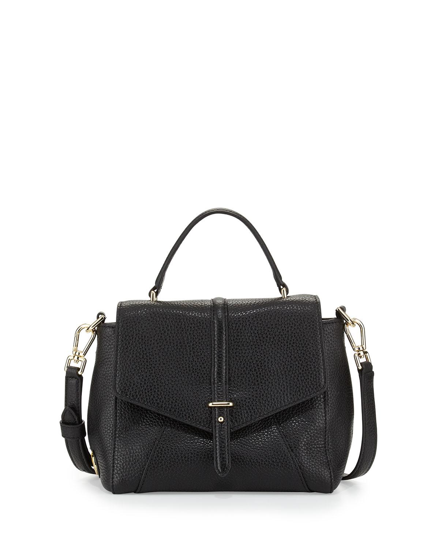 0a5abddde332 Tory Burch 797 Mini Leather Satchel Bag