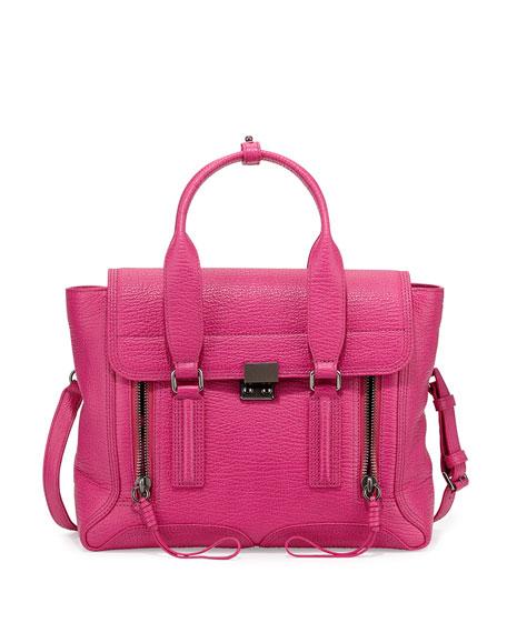 3.1 Phillip Lim Pashli Medium Zip Satchel Bag