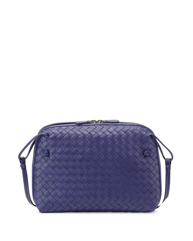 601f025a86b2 Bottega Veneta Intrecciato Messenger Bag