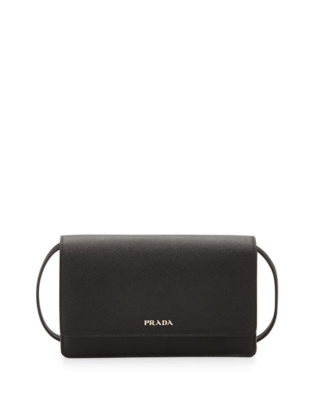 prada small saffiano crossbody