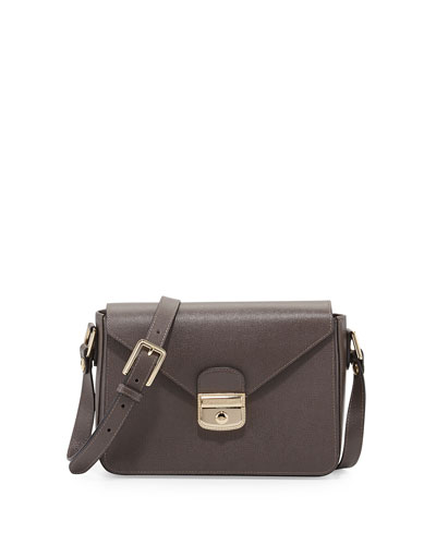 Le Pliage Heritage Large Crossbody Bag, Terra
