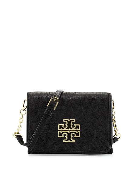 Britten Combo Crossbody Bag, Black