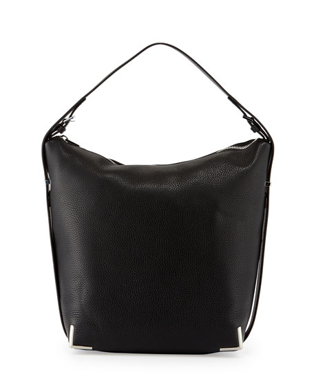 Alexander WangPrisma Skeleton Hobo Bag, Black