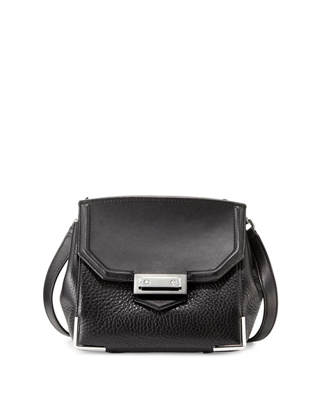 Alexander Wang Marion Skeletal Crossbody Bag, Black