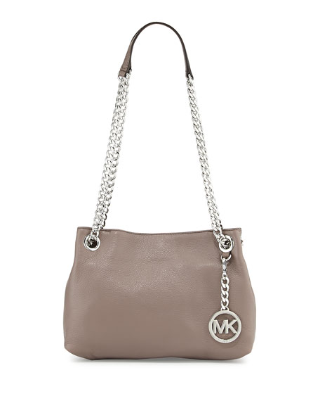 16c97d72604a MICHAEL Michael Kors Jet Set Chain Medium Messenger Bag
