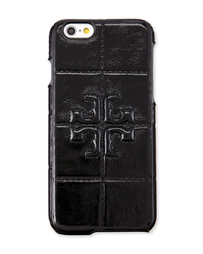 Marion Patent iPhone 6 Case, Black