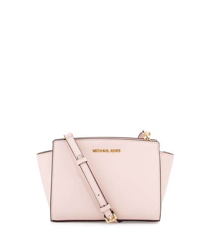 Selma Medium Messenger Bag, Blossom