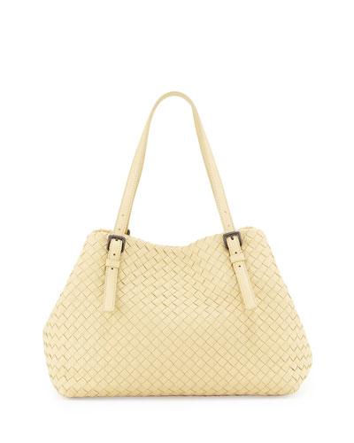 23ef5fa3ea3a Bottega Veneta A-Shape Woven Tote Bag