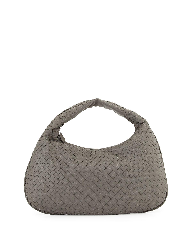 eb01069b1b66 Bottega Veneta Veneta Intrecciato Large Hobo Bag