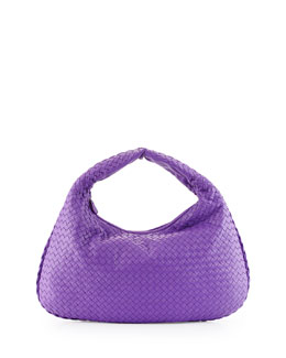 Veneta Large Sac Hobo Bag, Byzan