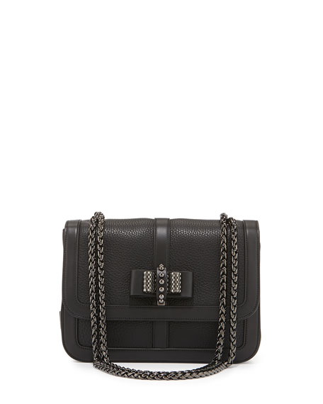 Sweet Charity Small Shoulder Bag, Black