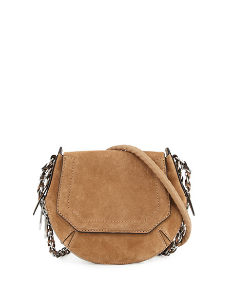 Rag & Bone Bradbury Mini Flap-Top Saddle Bag,