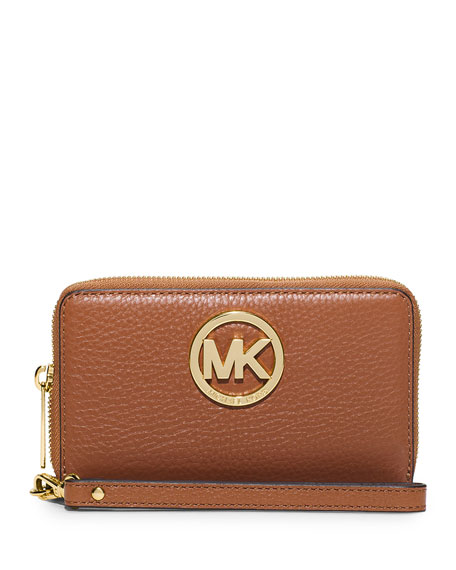 MICHAEL Michael Kors Fulton Large Flat Multifunction Phone