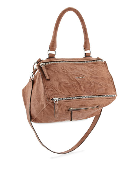 Givenchy Bag In Brown Lambskin Leather oXayNow
