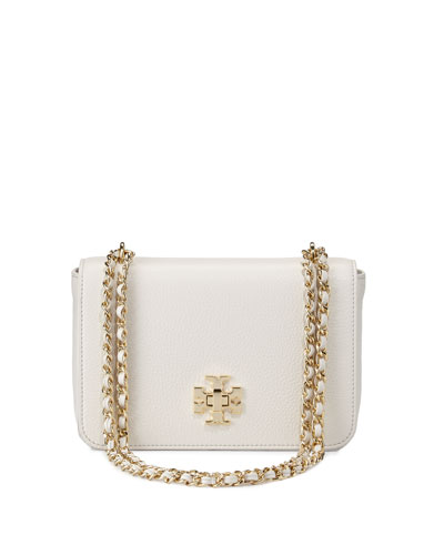 Mercer Adjustable-Strap Shoulder Bag, New Ivory