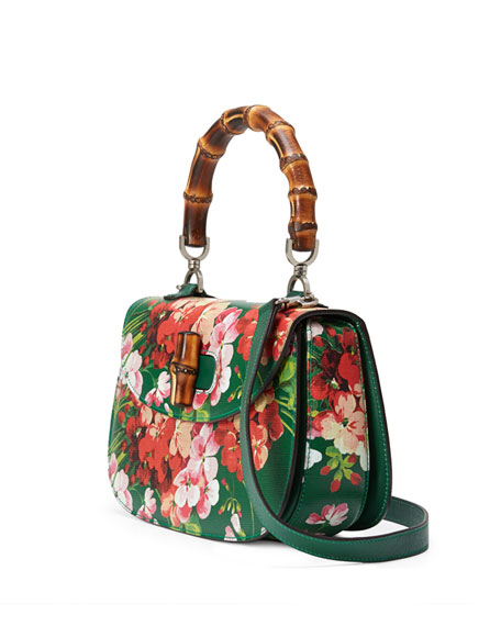 To acquire Bamboo gucci classic blooms top handle bag pictures trends