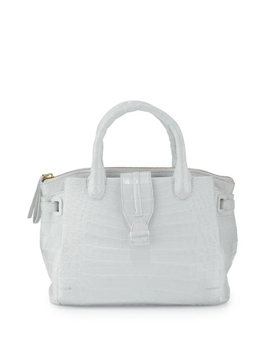 Nancy Gonzalez New Cristina Medium Crocodile Tote Bag,