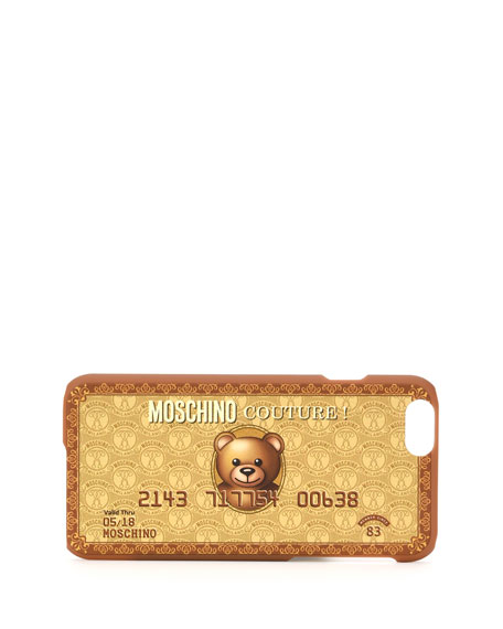 iPhone® 6 Teddy Bear Credit Card Case