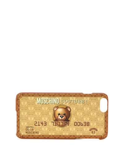iPhone® 6 Plus Teddy Bear Credit Card Case