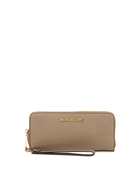 MICHAEL Michael Kors Jet Set Travel Continental Wallet,