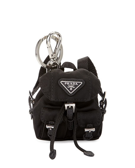 prada messager bag - Prada Vela Medium Backpack, Black (Nero)