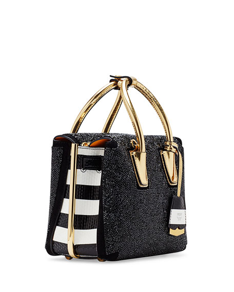 Milla Special Embellished Mini Tote Bag