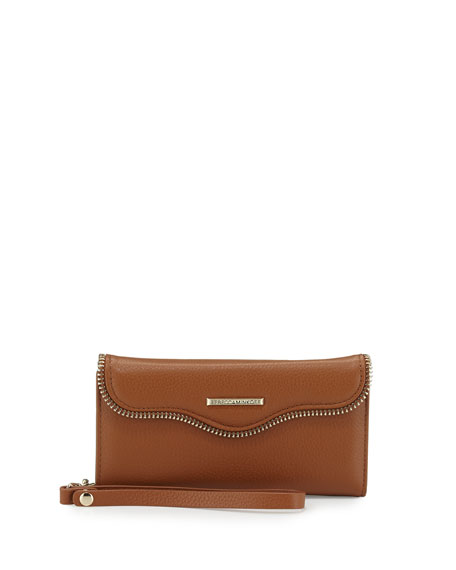 Rebecca Minkoff M.A.B. Charging Wristlet and iPhone 6/6S Case Set, Almond