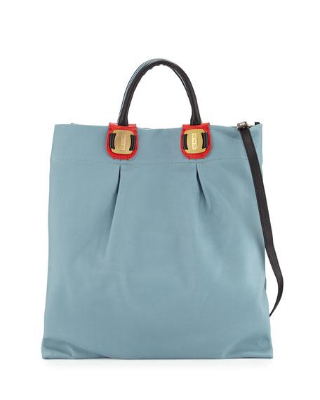 SJP by Sarah Jessica Parker Lispenard Leather Tote Bag, Sagaponack