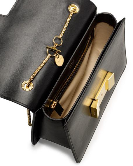 Sienna Medium T-Buckle Shoulder Bag