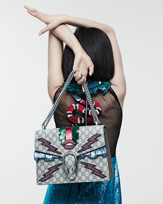 Gucci Accessories FY16 Spring Runway- Bags