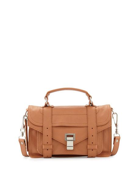Proenza Schouler PS1 Tiny Mail Bag, Dune