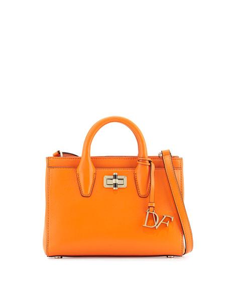 Diane von Furstenberg 440 Gallery Mini Viviana Leather