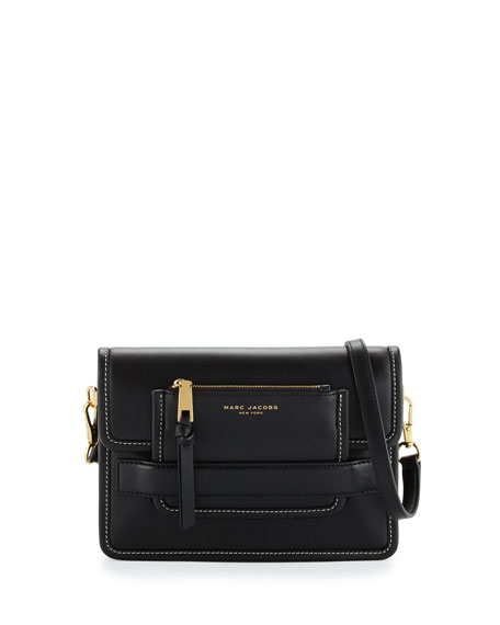 Marc Jacobs Madison Medium Shoulder Bag, Black