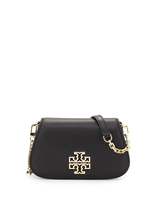 407f34e916aaa Tory Burch Britten Mini Clutch Crossbody Bag