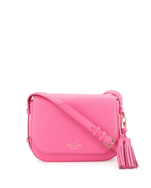 Orchard Street Penelope Crossbody Bag Tulip Pink