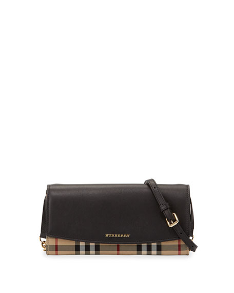 Horseferry Henley Crossbody Bag, Black