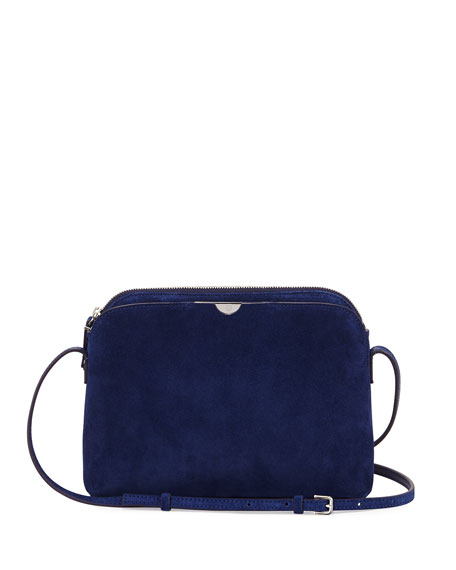 Blue Suede Bag | Neiman Marcus