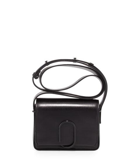 3.1 Phillip LimAlix Flap Mini Crossbody Bag, Black