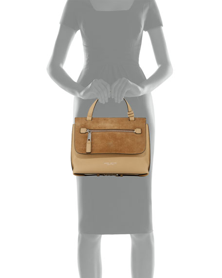 28c57791bcf4 Marc Jacobs The Waverly Small Satchel Bag