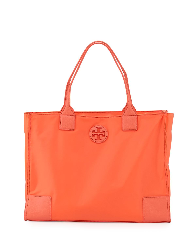 Tory Burch Ella Packable Nylon Tote Bag   Neiman Marcus eb4fcb8321